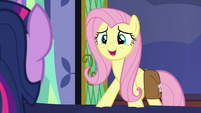 """Fluttershy """"all I had to do was"""" S7E20"""