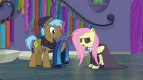 """Fluttershy """"empty and ultimately meaningless"""" S8E4"""