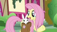 """Fluttershy """"we'll drink the potion"""" S9E18"""