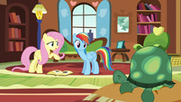 Fluttershy -But don't worry- S5E5