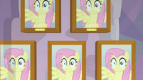 Fluttershy the consecutive Teacher of the Month MLPS3