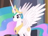 Księżniczka Celestia/Przyjaźń to magia