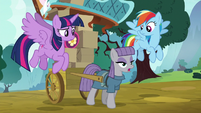 Maud Pie -her life had no meaning- S8E18