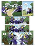 My Little Pony Transformers issue 4 page 3