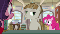 """Pinkie Pie """"what are you doing anyway?"""" S8E3"""