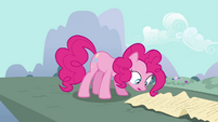 "Pinkie Pie ""why didn't you tell me"" S4E09"