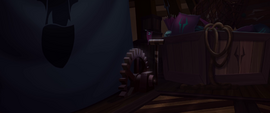 Pirates' ship hatch lever MLPTM