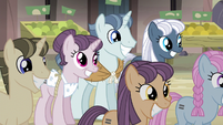 Ponies listening to Starlight S5E02