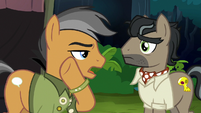 "Quibble Pants ""no offense"" S6E13"