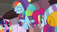"""Rainbow Dash """"if he messes with us"""" S6E17"""