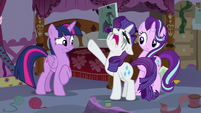 """Rarity """"I've been getting cancellations for days!"""" S7E14"""