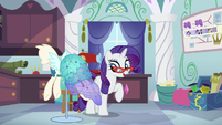 "Rarity ""I made some really lovely changes"" S5E14"