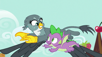 Spike -to get to the Crevasse- S9E19