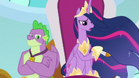 """Twilight """"you'd rather leave the school"""" S9E26"""
