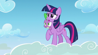 Twilight --But you can't stop me from trying-- S5E26