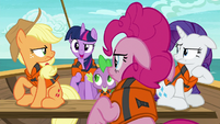 Twilight --all of your stories seem very different-- S6E22