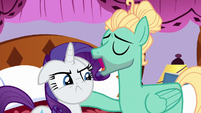 """Zephyr Breeze """"you have some feelings about this"""" S6E11"""
