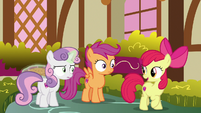 "Apple Bloom ""let's head back to the farm"" S9E23"
