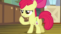 """Apple Bloom """"that's more like it!"""" S5E4"""