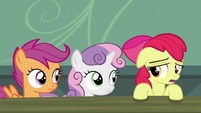Apple Bloom -Why not...-- S5E17