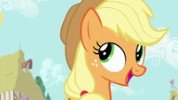 "Applejack ""it's only an hour"" S6E10"