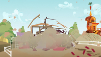 Barn comes Crashing Down 4 S3E08