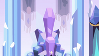 Crystal throne S3E2