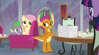 """Fluttershy """"is everything all right"""" S9E9"""