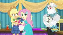 """Fluttershy """"one more quick interview"""" EGDS35"""