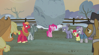 Pinkie Pie -when the three tribes united- S5E20