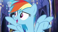 """Rainbow """"that pony really needs to chillax"""" S6E21"""