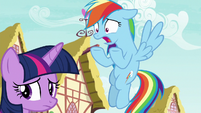 """Rainbow """"what could the Washouts possibly have"""" S8E20"""