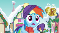"Rainbow Dash ""who isn't you"" MLPBGE"