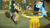 Rainbow Dash -this place is goin' down!- S4E04