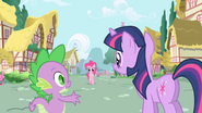 Ponies Ponyville Intresting Talk
