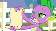S01E03 Spike czyta list