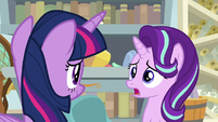 "Starlight ""I'm mostly just nervous"" S9E20"