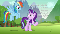 Starlight -my spell stopped working- S8E25