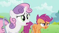 Sweetie Belle 'you're too kind' S2E06