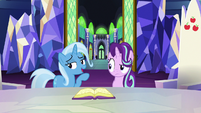"Trixie ""cutie marks took away your friend"" S7E2"