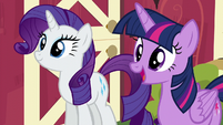 Twilight --Spike and I could handle things-- S6E10