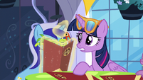 Twilight -was she always like this-- S5E12