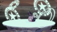 Twilight gets sucked into the portal S5E26