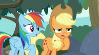 """Applejack """"all we have to do is"""" S8E9"""