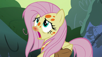"""Fluttershy """"you really are aggressive!"""" S7E20"""