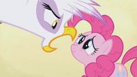 Gilda talks to Pinkie Pie S1E05