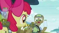 """Pest pony """"Call 'em back, of course"""" S5E04"""
