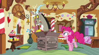 """Pinkie Pie """"all the flavors we have"""" S5E7"""