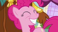 Pinkie smiling S5E11