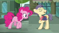 Pouch Pony --I might be able to part with it-- S6E3